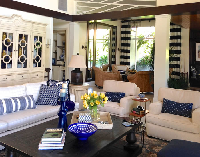 Boca Raton Renovation. © Philip Petrino Interior Design ...